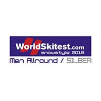 World Ski Test - Snowstyle - Silber