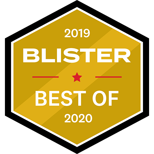 Blister Review - Blister best of