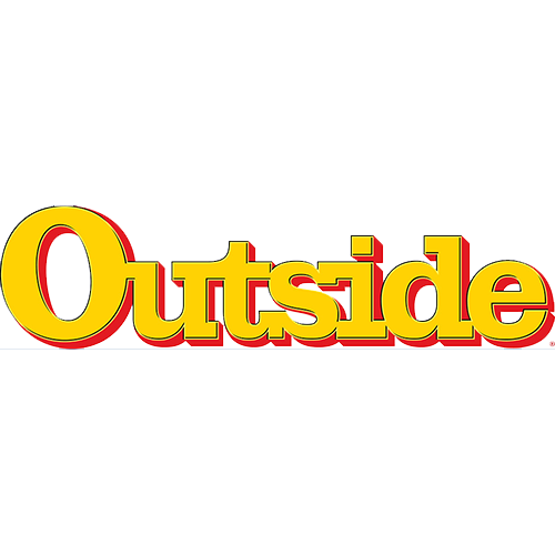 Outside Mag - Featrued in magazine