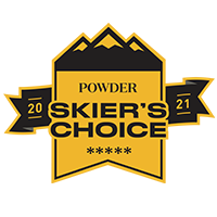 Powder Mag - Skier Choice Award