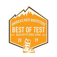 America's Best Bootfitters - Best of test