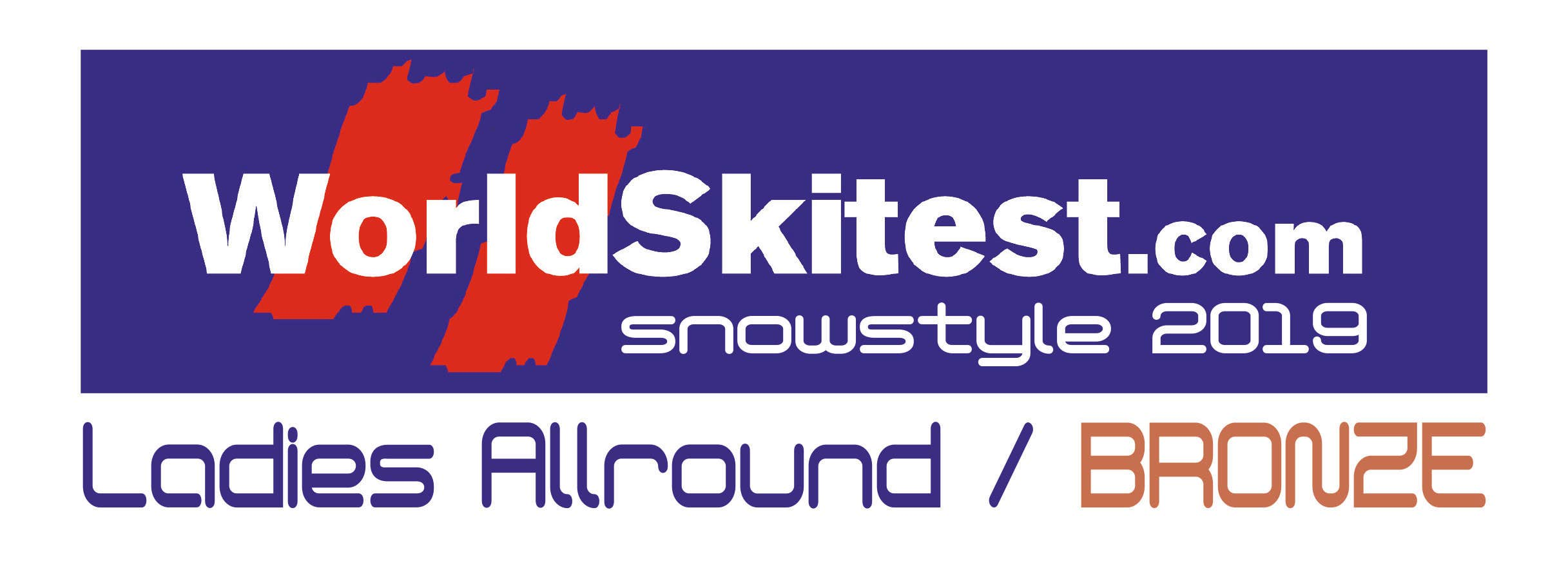 3rd Place Test Ladies Allround - WorldSkitest