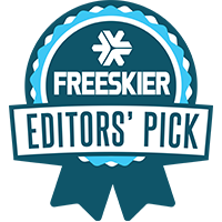 Freeskier - 2nd Place Editors'Choice