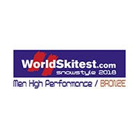 World Ski Test - Snowstyle - BronzeMen