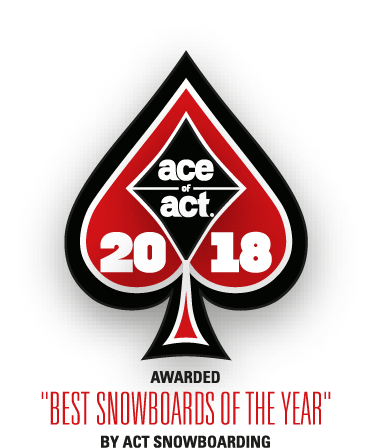 BEST BOARD OF THE YEAR - ACE OF ACT