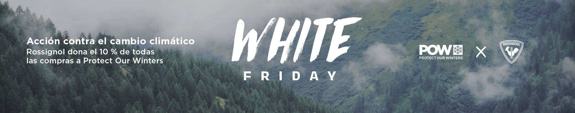Oferta de White Friday