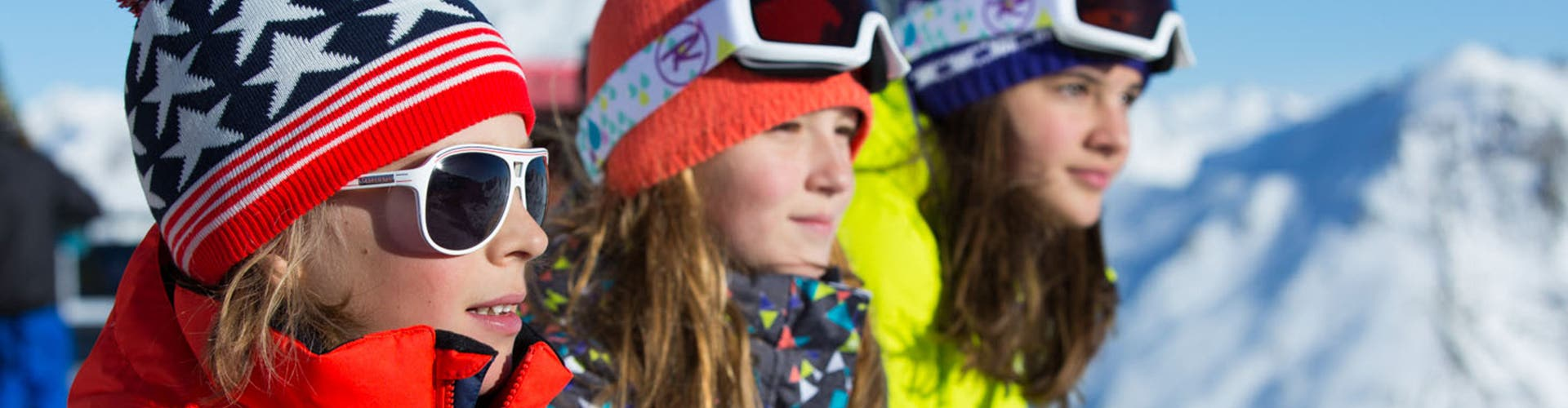 Ski accessories - 2 to 8 years old