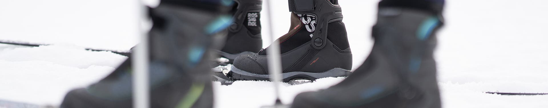 Chaussures ski de fond backcountry