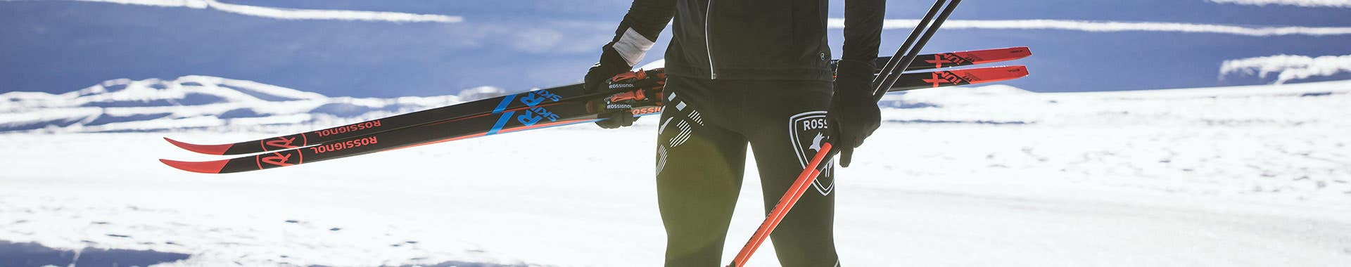 Nordic ski functional wear & layers