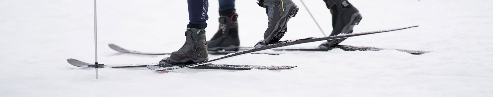 Nordic touring ski boots