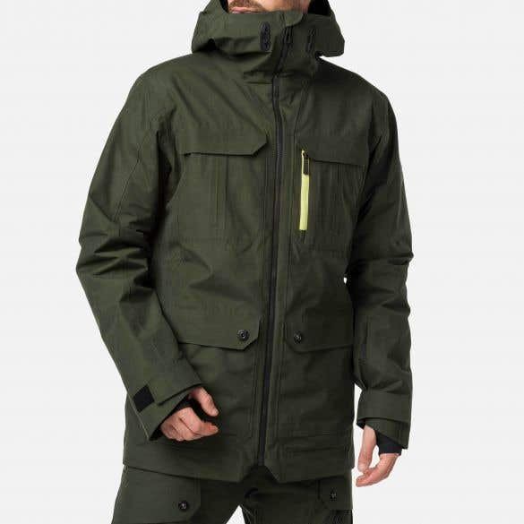 Parka Type Jacket