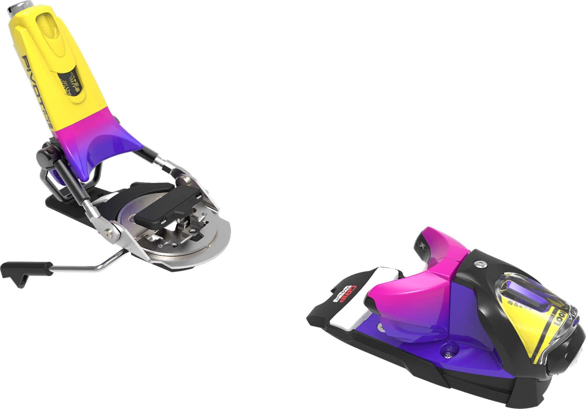 All mountain Bindings PIVOT 14 GW B115 FORZA 2.0