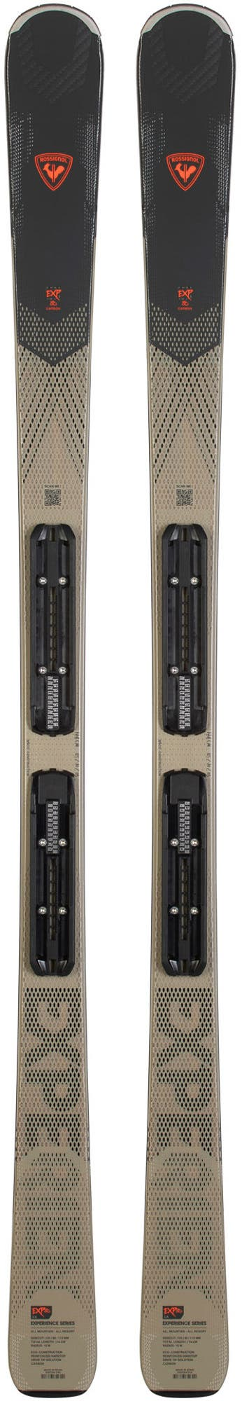 Image of Men's ALL MOUNTAIN Skis EXPERIENCE 80 CARBON (XPRESS)