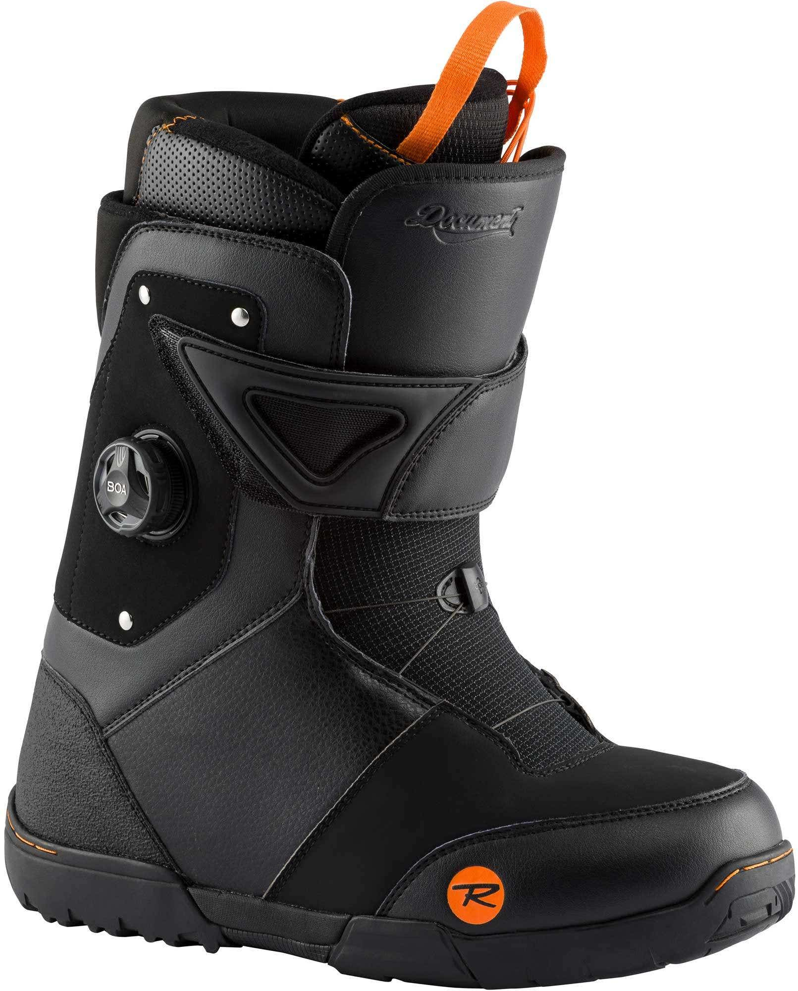 Image of Men's All Mountain Snowboard Boots Document