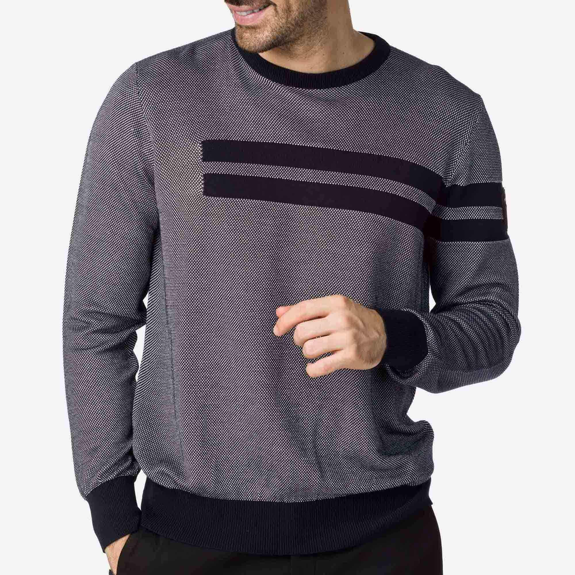 Pull Classic Stripes Homme