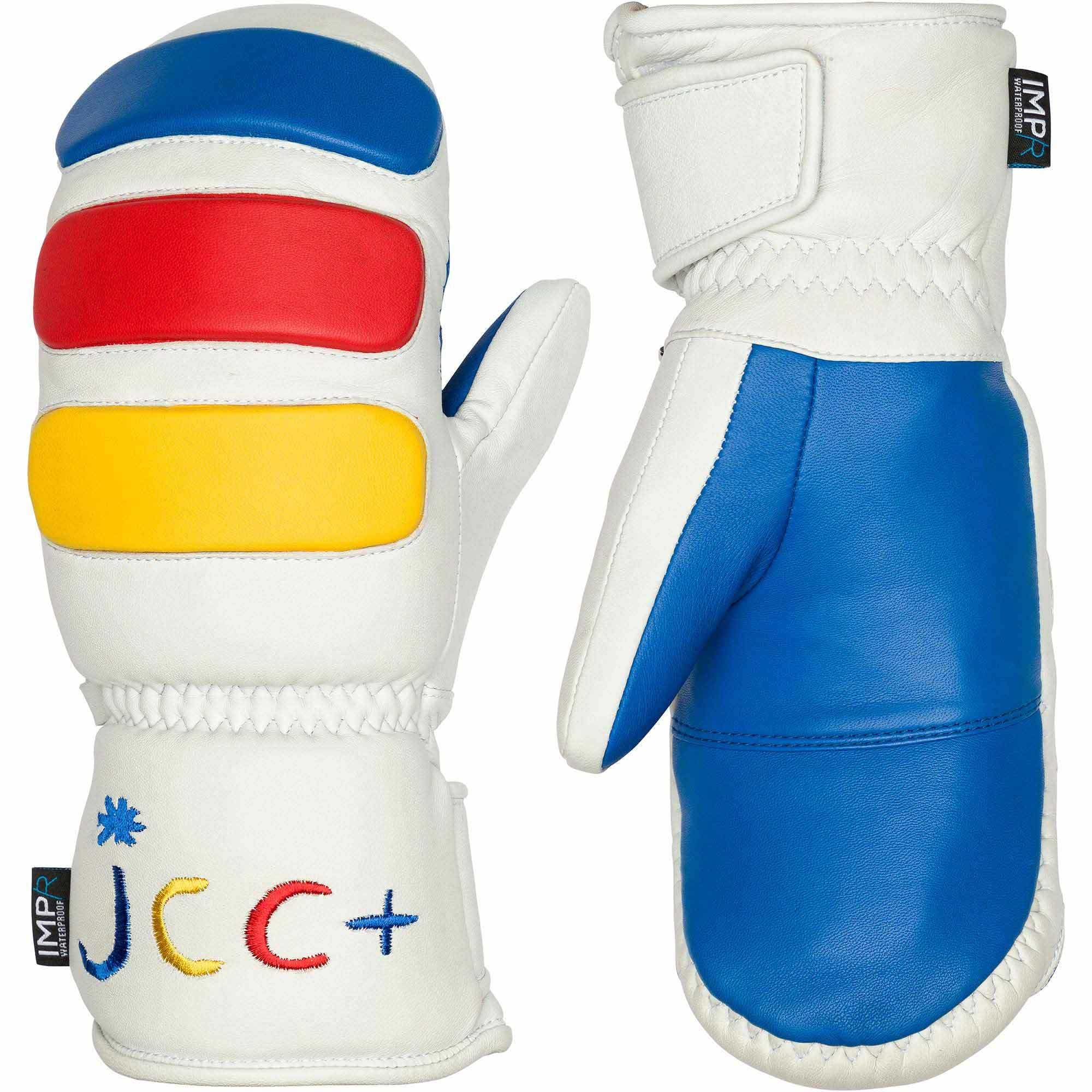 Image of JCC Women's Mechani IMPR Leather Mittens