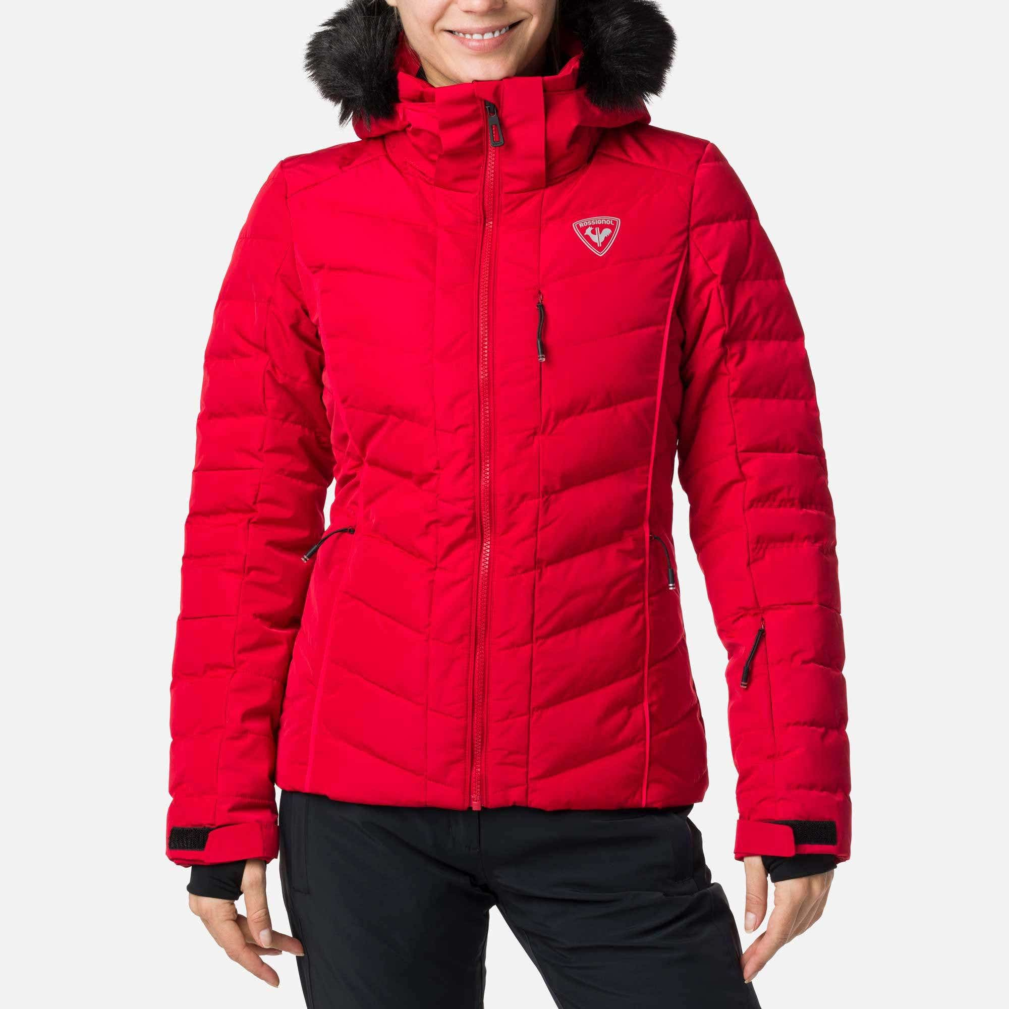 Image of Women's Pearly Rapide ski jacket