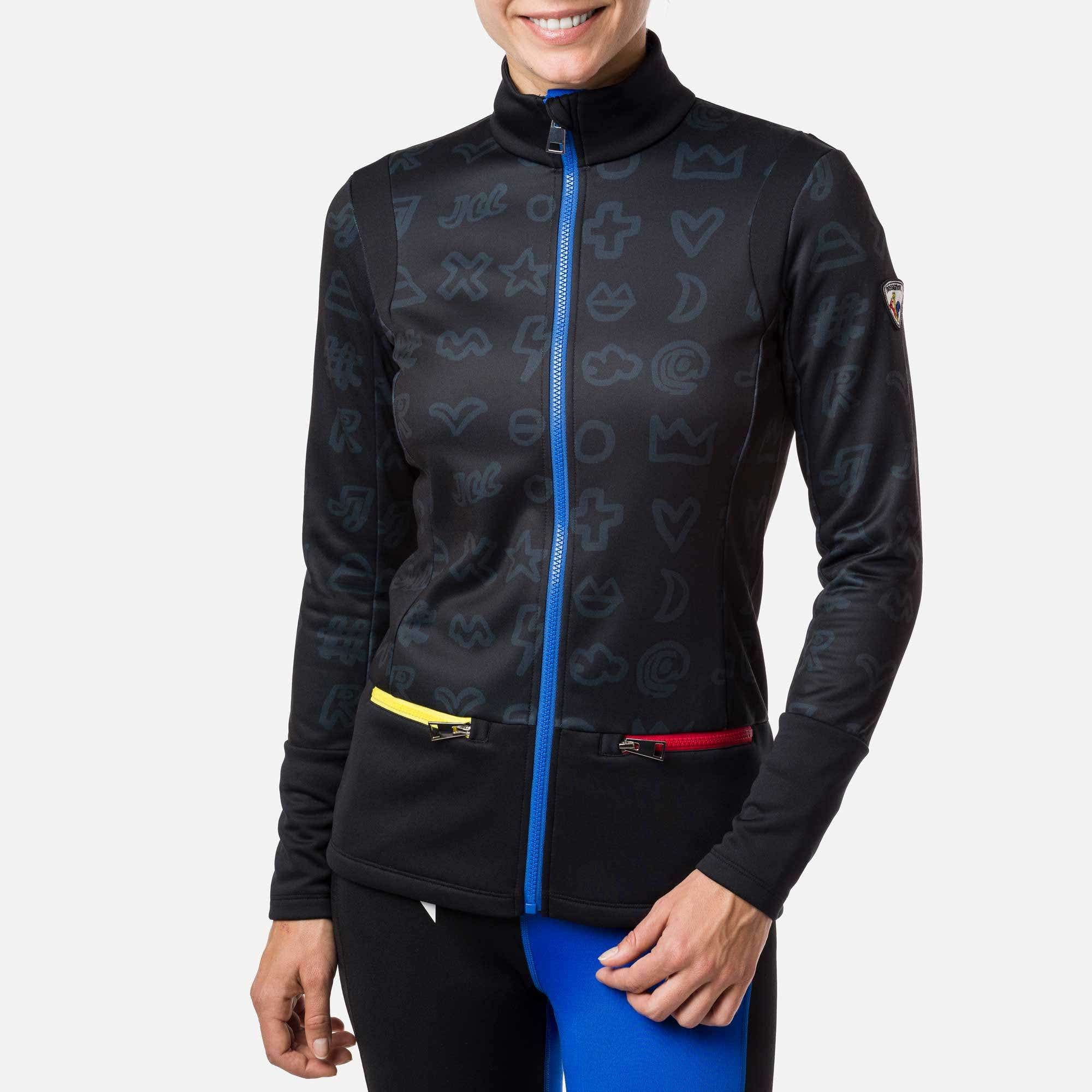 Image of JCC Women's Icons Climi Full Zip Layer