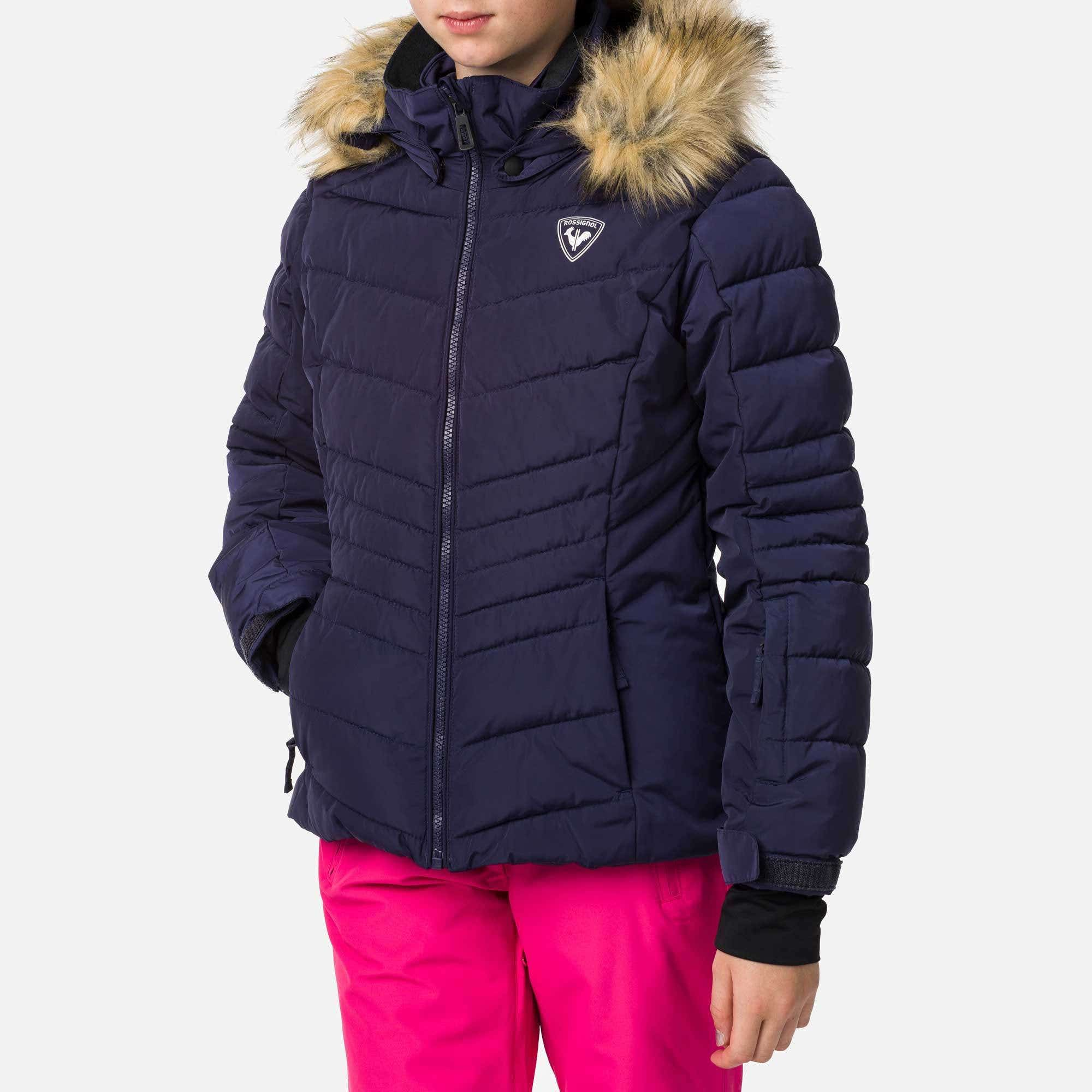 Image of Kid's Pearly BB Polydown Ski Jacket