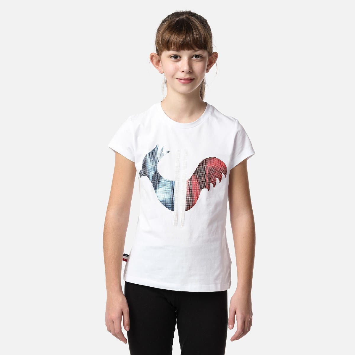 Image of Girl's Rooster Tee
