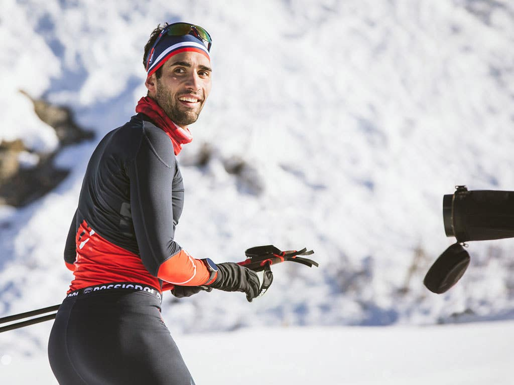 Martin Fourcade, iconic athlete & emblematic ambassador