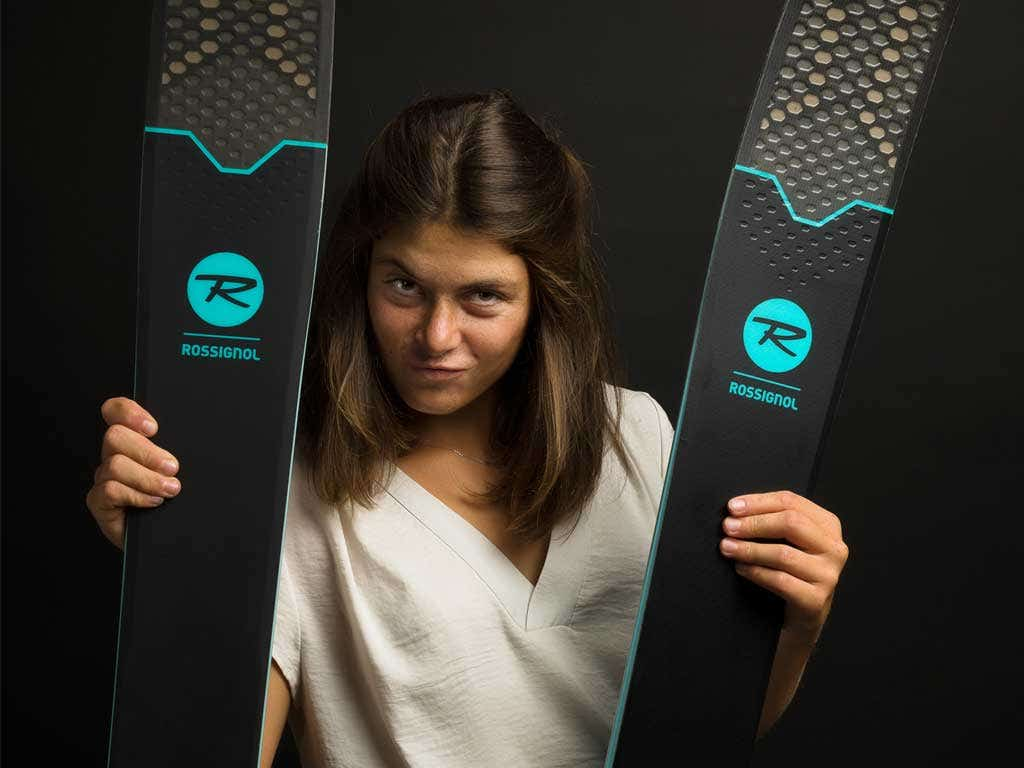 Welcome in the Rossignol family Juliette Willmann