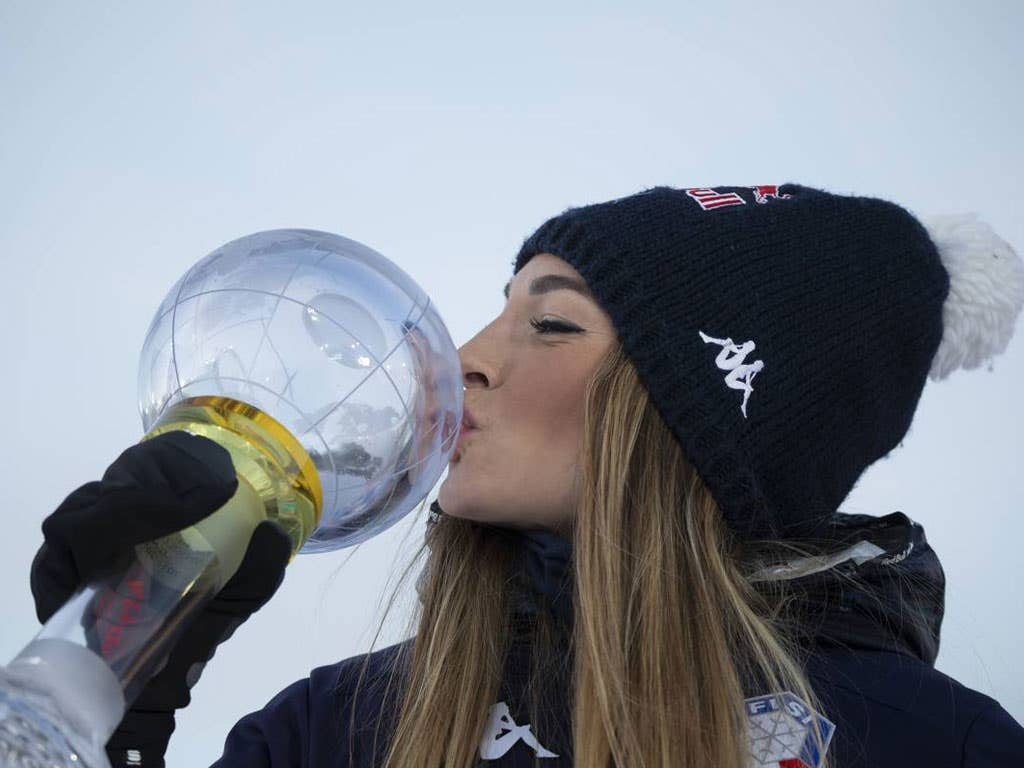 17 Crystal Globes, 9 athletes, 4 disciplines, 1 Band Of Heroes