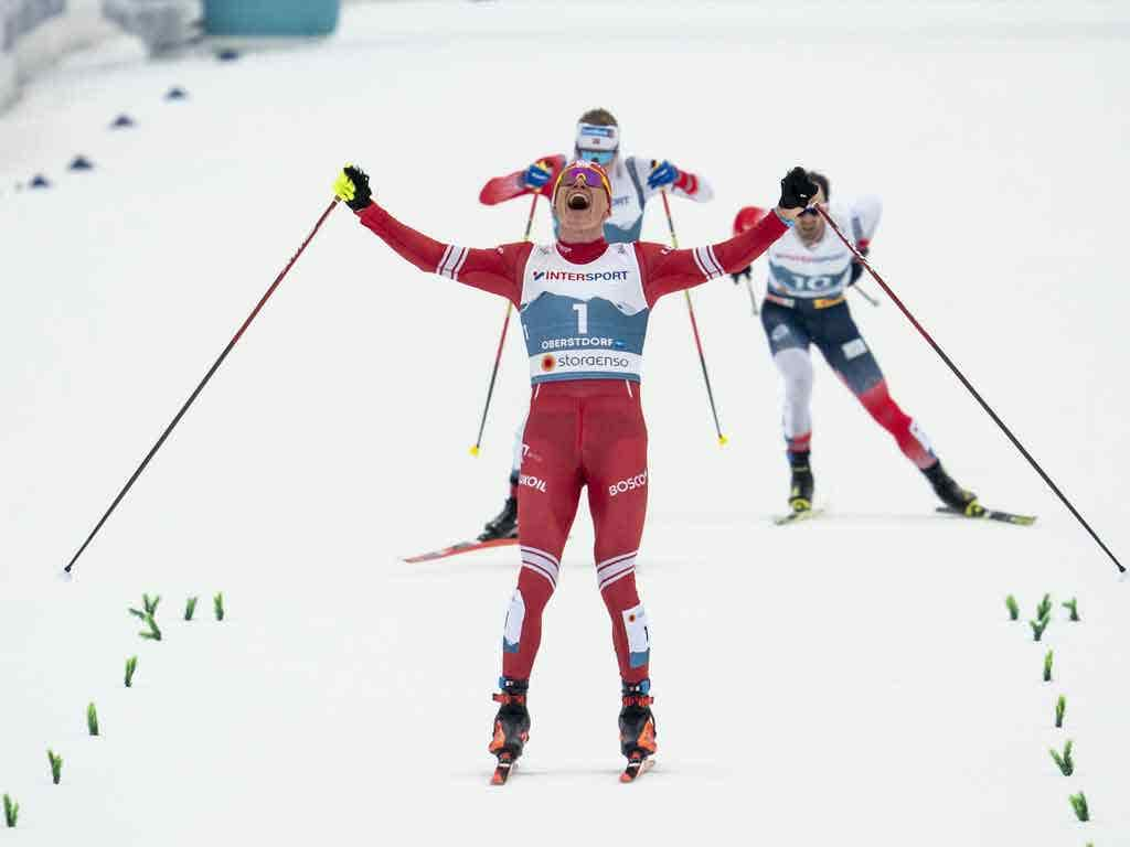 Alexander Bolshunov and Jonna Sundling, Golden Heroes of the Cross-Country Skiing World Championships!