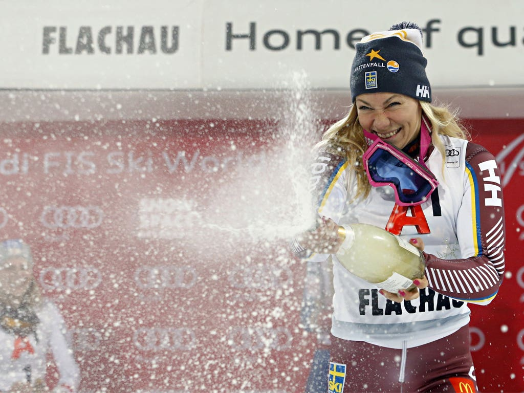 Already 36 podiums for the Rossignol Alpine Team since the beginning of the season!