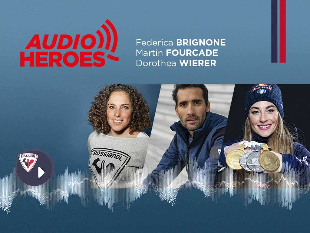 Audio Heroes, the Rossignol Team in your ears during the World Championships!