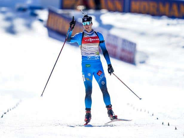 Emilien Jacquelin World Champion, 5 individual medals for Rossignol