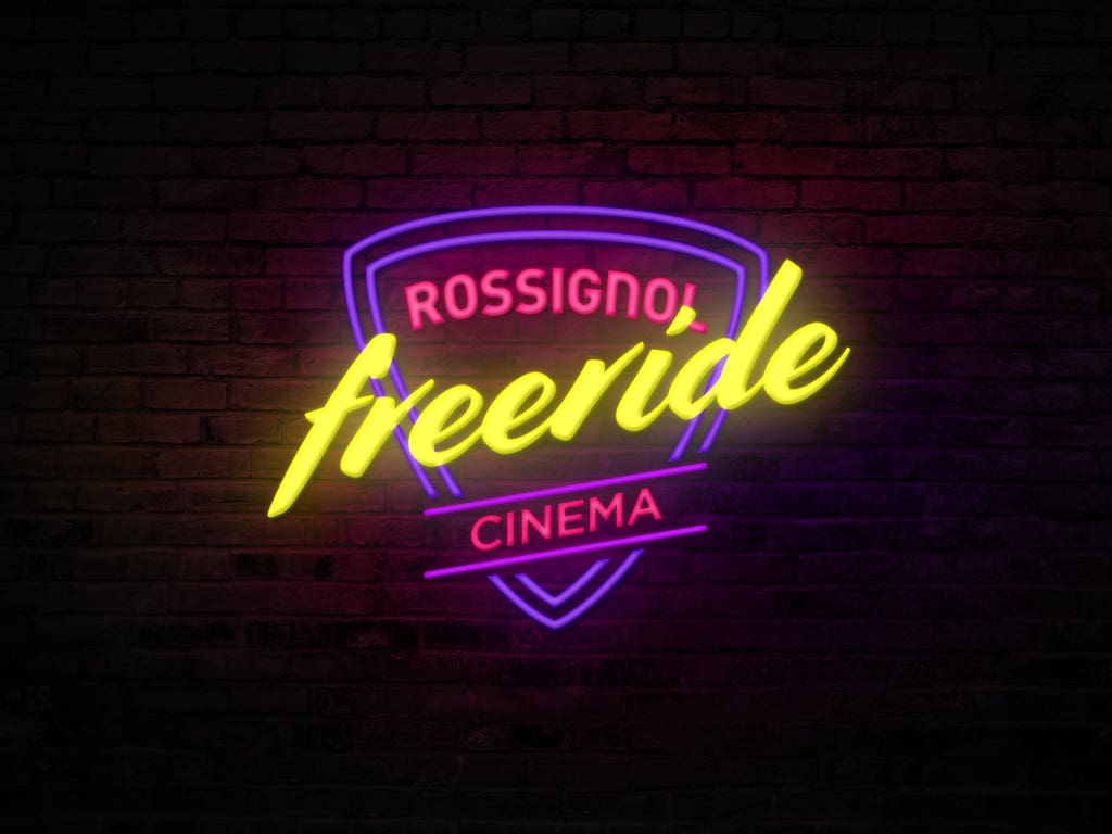 Rossignol Freeride Cinema presents