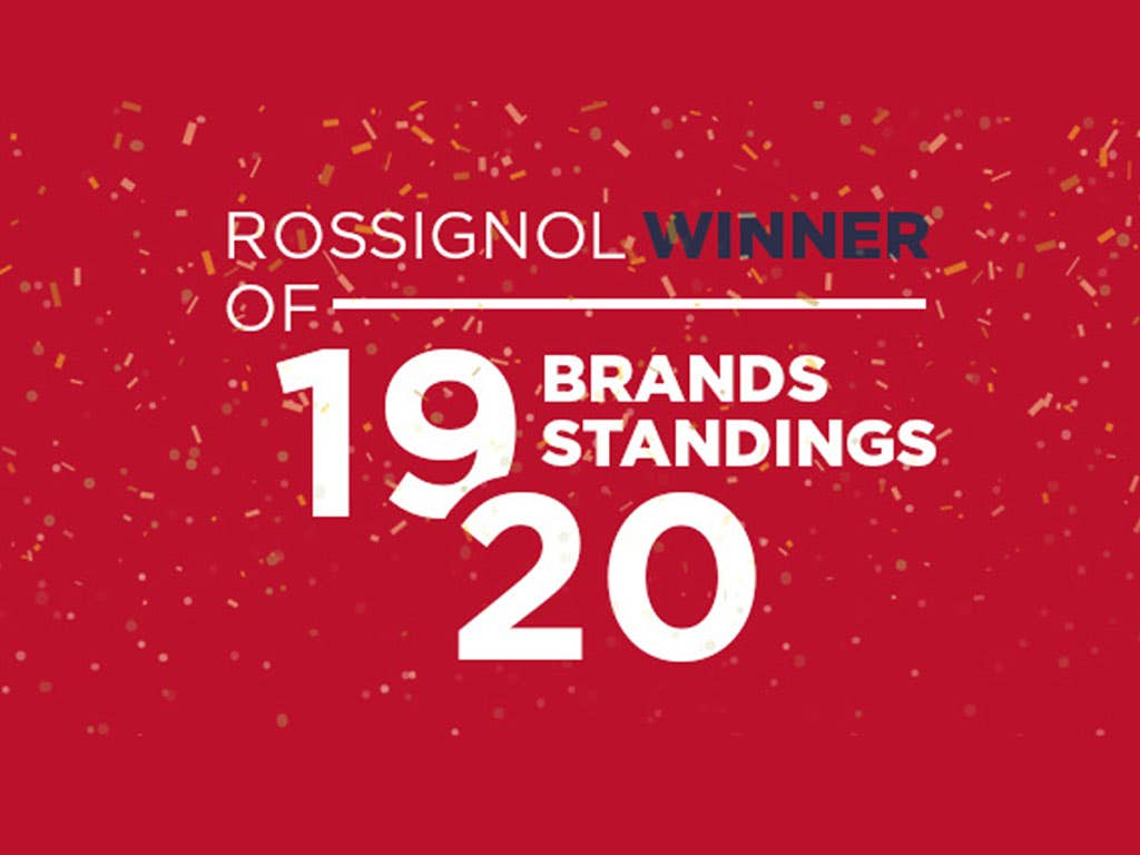 Rossignol won the Alpine Skiing Brands Standings !