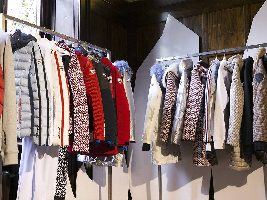 Rossignol unveils its Fall-Winter 2018 collections to the press