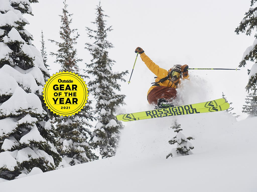 BLACKOPS Sender Ti Gear of the Year 20/21 by Outside Magazine