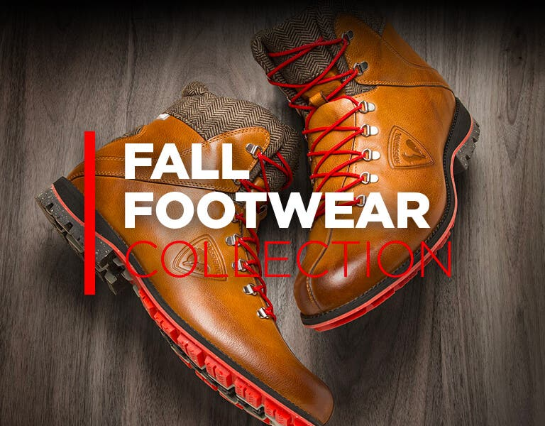 Fall Footwear Collection