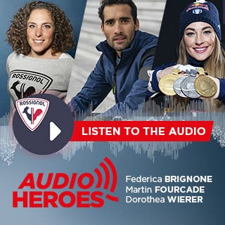 Audio heroes - Listen to the audio