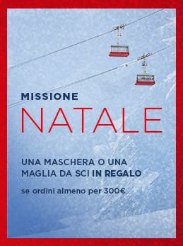 Rossignol mission christmas