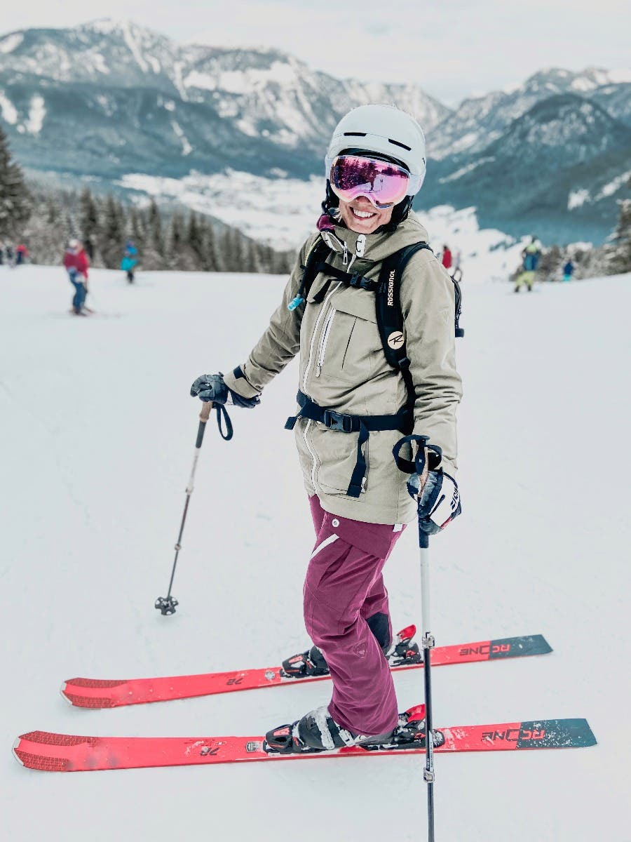 CHRISTINA HAMETNER -ROSSIGNOL WOMEN INFLUENCER
