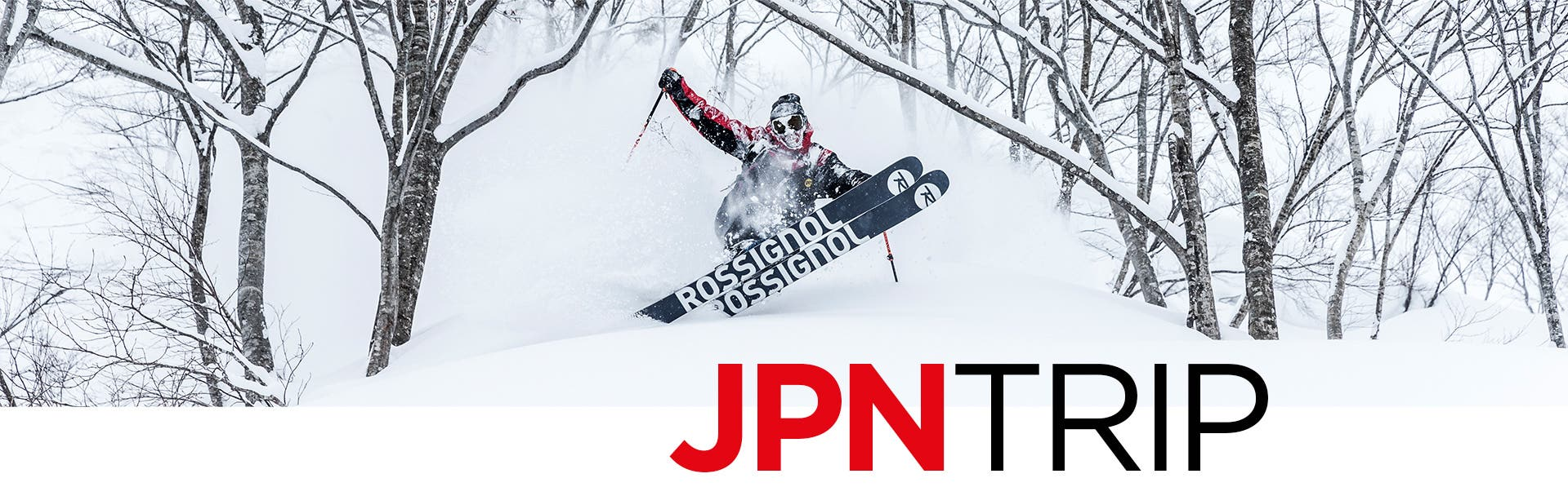 Rossignol freeride trip japan