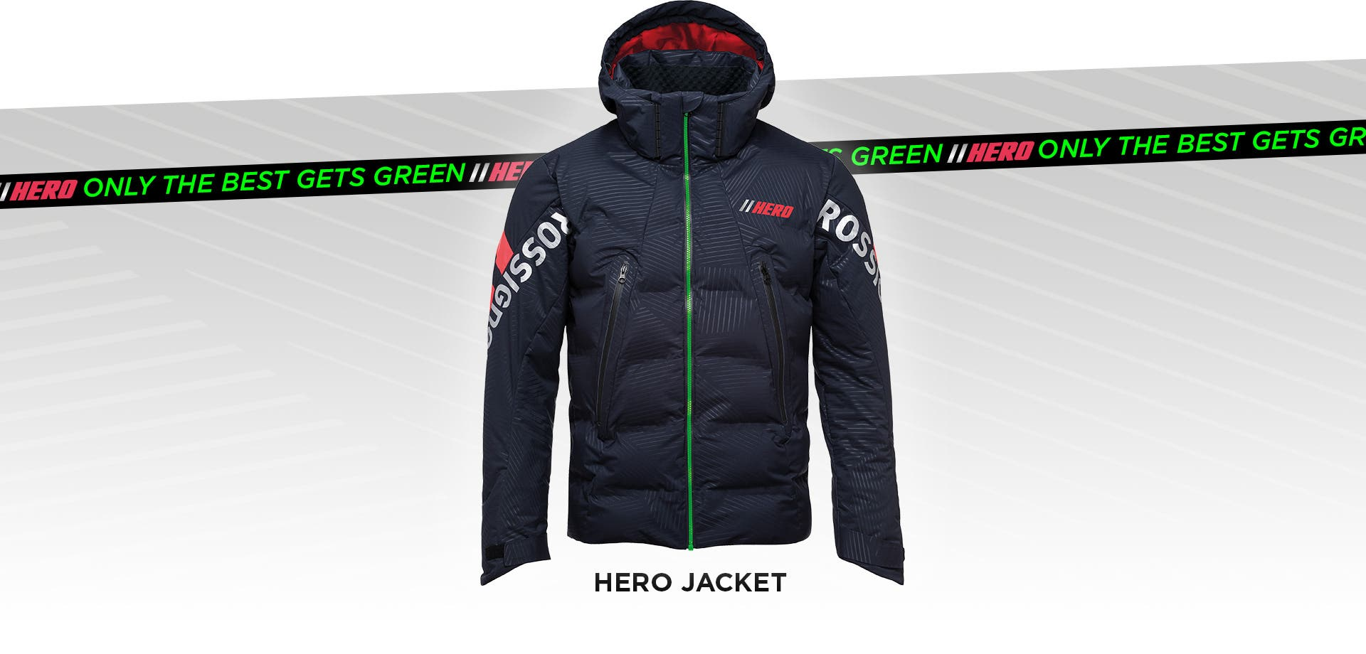 Green light Rossignol Hero