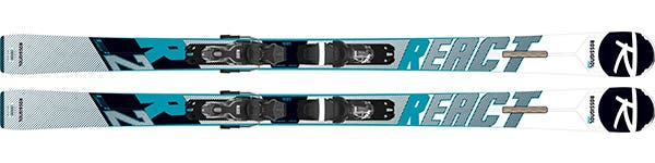 Rossignol REACT R2- Men ski range React - Find your flow
