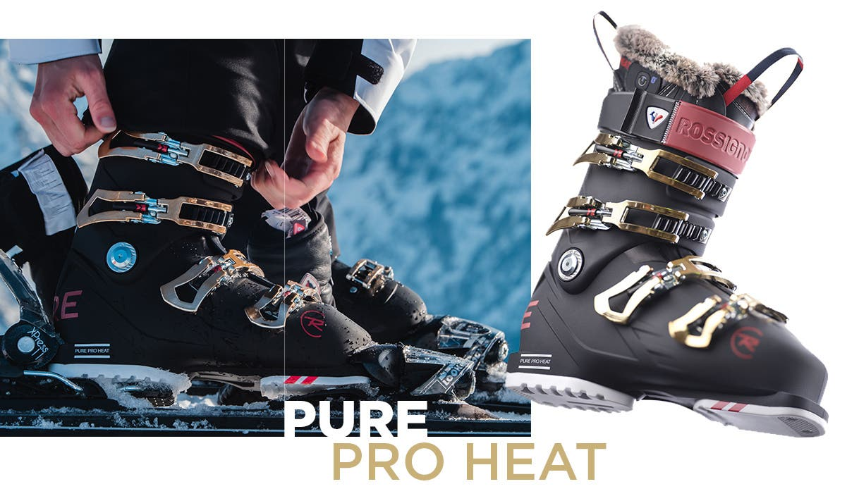Pure skiboots