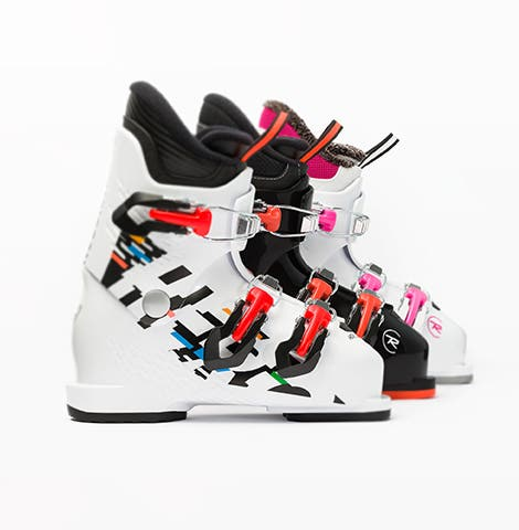 Rossignol junior skiboots