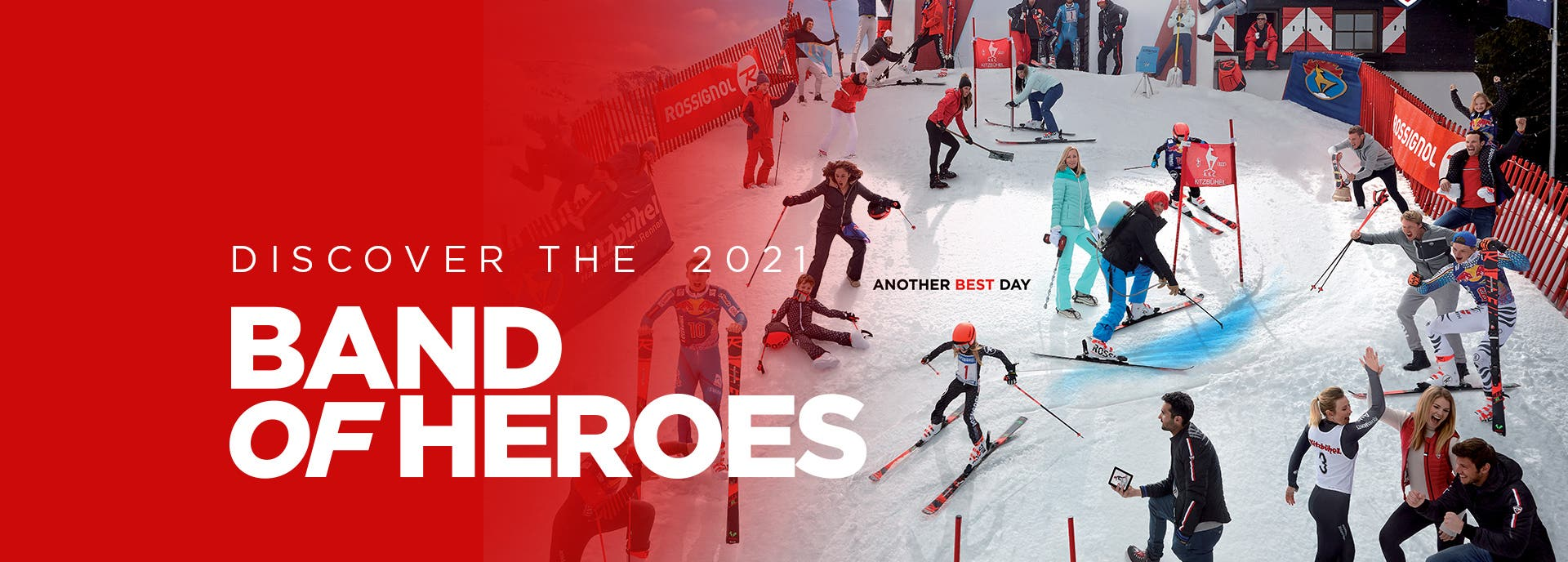 Band of Heroes from Rossignol