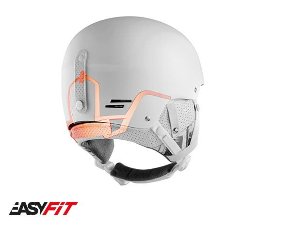 Size adjustments Rossignol helmets