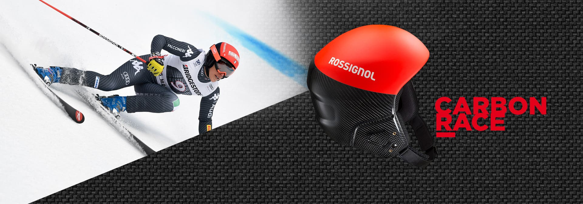 Rossignol Hero carbon race helmet