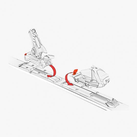 RossignoL bindings system