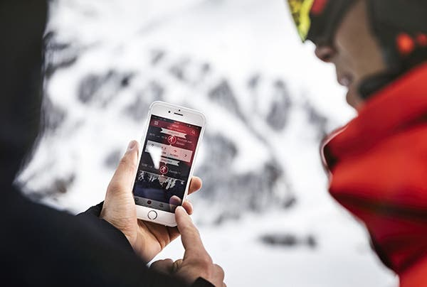 Rossignol ski pursuit app