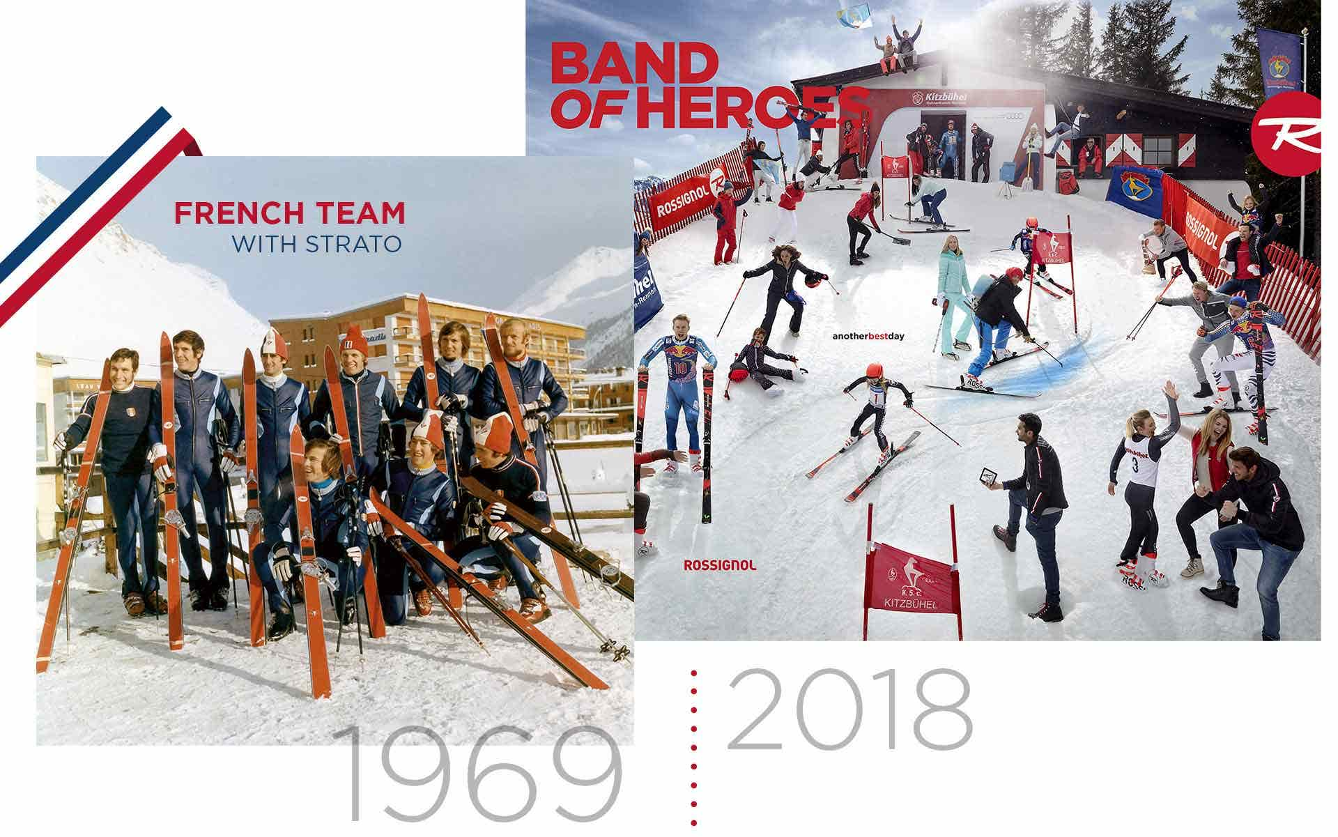 Rossignol history chamions